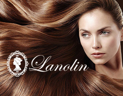 Lanolin International Website Design